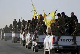 """Syria: Lực lượng do Mỹ hậu thuẫn """"đánh trận cuối"""" với IS"""