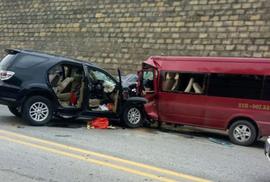 Vụ tai nạn kinh hoàng 12 người thương vong trên cao tốc: Tài xế xe 7 chỗ sử dụng rượu, bia