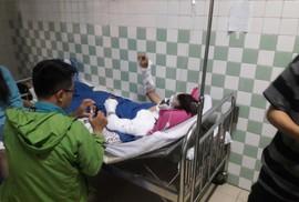 Vụ tạt a xít ở Quảng Ngãi: Các đối tượng ra tay chưa đầy 20 giây