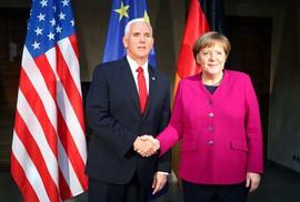 Hội nghị An ninh Munich: Đấu khẩu và rạn nứt