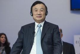 """Người sáng lập Huawei: """"Mỹ không thể đè bẹp chúng tôi"""""""
