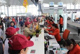 Cận Tết, hàng không dồn dập mở đường bay mới