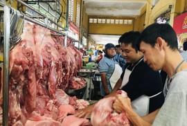 Hôm nay, nhiều nơi giảm giá thịt heo 5.000 đồng – 10.000 đồng/kg