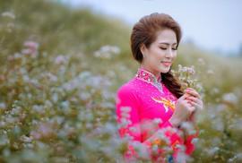 Hoa khôi Trần Bảo Ngọc chia sẻ biến cố gia đình