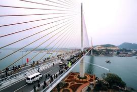 Đồng ý cho Quảng Ninh làm hầm đường bộ qua biển ở Hạ Long