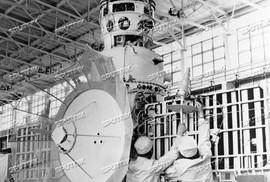 """Tàu vũ trụ Liên Xô """"mất tích"""" 50 năm sắp rơi xuống trái đất?"""