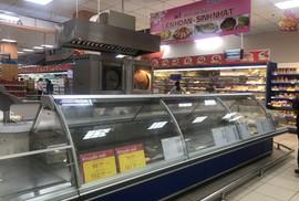 """""""Vét sạch"""" siêu thị sáng 30 Tết"""