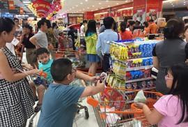 Giá thực phẩm ở TP HCM bắt đầu hạ nhiệt