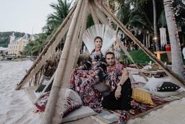 Đêm tiệc cưới phong cách thổ dân của tỉ phú Ấn Độ