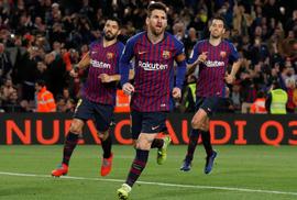 """Barcelona sẽ chi 175 triệu bảng """"trói chân"""" Messi"""
