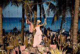 Cận cảnh đám cưới xa xỉ của tỉ phú Ấn Độ tại JW Marriott Phu Quoc Emerald Bay