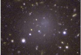 """Thiên hà ma là """"hóa thạch sống từ bình minh vũ trụ"""""""