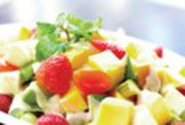 Cách làm salad rau củ hấp dẫn