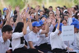 """""""Đưa trường học đến thí sinh 2019"""" tại Khánh Hòa: Chọn đúng nghề để khởi nghiệp"""