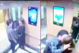 Vụ sàm sỡ cô gái trong thang máy: Phải kiện ra tòa!
