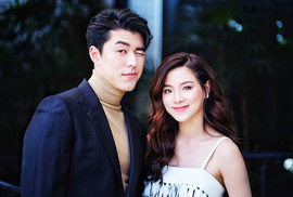 Nine Naphat - mỹ nam 23 tuổi khuynh đảo màn bạc Thái Lan