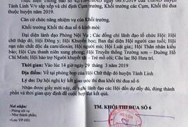 Bình Thuận: Từng bị truy nã rồi đầu thú vẫn giữ chức phó chủ tịch Hội Đông y