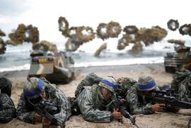 Mỹ - Hàn Quốc xoa dịu Triều Tiên