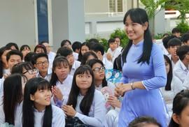 Con số đẹp và tương lai học trò