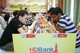 Giải Cờ vua Quốc tế HDBank 2019: 300 kỳ thủ quy tụ về khách sạn Rex Sài Gòn