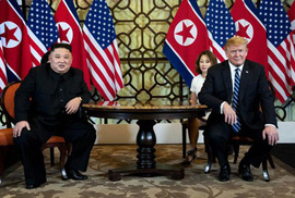 """Triều Tiên trở lại """"bên miệng hố chiến tranh""""?"""