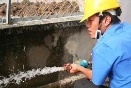 Từ 23 giờ ngày 9-3, TP HCM tạm ngưng cấp nước ở nhiều quận, huyện