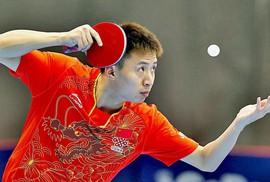 Clip: Pha phòng ngự lì lợm khó tin của tay vợt bóng bàn Trung Quốc