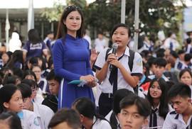 """""""Đưa trường học đến thí sinh 2019"""" tại Bạc Liêu: Chọn ngành học theo năng lực"""