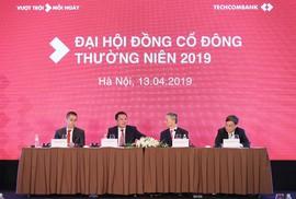 """Techcombank đặt mục tiêu lợi nhuận trước thuế """"khủng"""" 11.750 tỉ đồng"""