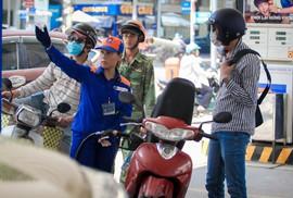 Giá xăng dầu gây áp lực lớn lên hàng hóa