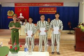 Cựu nhà báo Lê Duy Phong được tha tù trước thời hạn hơn 1 năm