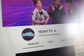 Lợi nhuận Yeah1 giảm gần 80% sau sự cố với Youtube