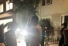 Bé gái 4 tuổi rơi từ tầng 12 tòa chung cư tử vong thương tâm
