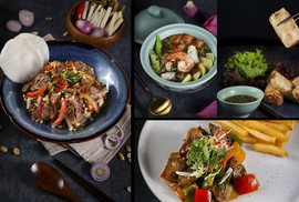 Thưởng thức ẩm thực Việt - Ý nhiều ưu đãi