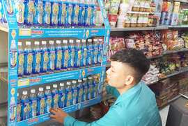 Bidrico tung chiến dịch quảng bá nước chanh muối Restore
