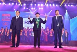BIDV - Top 10 Doanh nghiệp Thương hiệu mạnh Việt Nam 2018