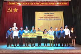 Nam A Bank chung tay vì người nghèo tỉnh Lâm Đồng