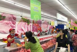 100% siêu thị của Saigon Co.op đang kinh doanh thịt heo an toàn