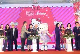 Hà Nội sẽ có Tổ hợp vui chơi giải trí Sanrio Hello Kitty rộng 30.000 m2