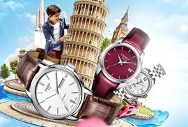 5 thương hiệu đồng hồ chính hãng không thể không yêu