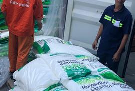 Bột canh, gia vị nhập khẩu bị kẹt ở cảng vì vướng kiểm tra chuyên ngành