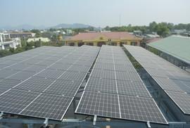 Điện mặt trời áp mái: Nguồn năng lượng sạch cho gia đình, doanh nghiệp
