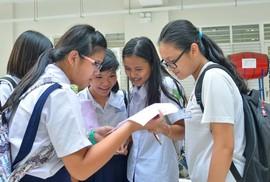 Xem điểm thi lớp 10 ở Hà Nội