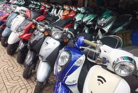 Sôi động thị trường xe máy phân khối nhỏ