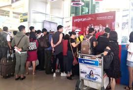 Tỉ lệ chậm chuyến bay tăng 13%