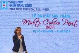 Công ty Sơn Hòa Bình ra mắt sản phẩm mới