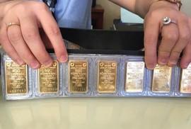 Giá vàng tăng sốc, vượt xa mốc 38 triệu đồng/lượng