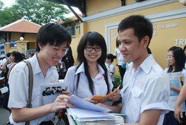 Công bố điểm thi tốt nghiệp THPT