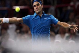 Federer lần đầu nếm vị ngọt Paris Masters 2011