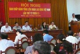 Sẵn sàng cho Đại hội XI CĐ Việt Nam